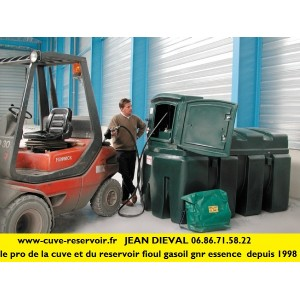 CUVE DOUBLEPO GNR 2500  litres